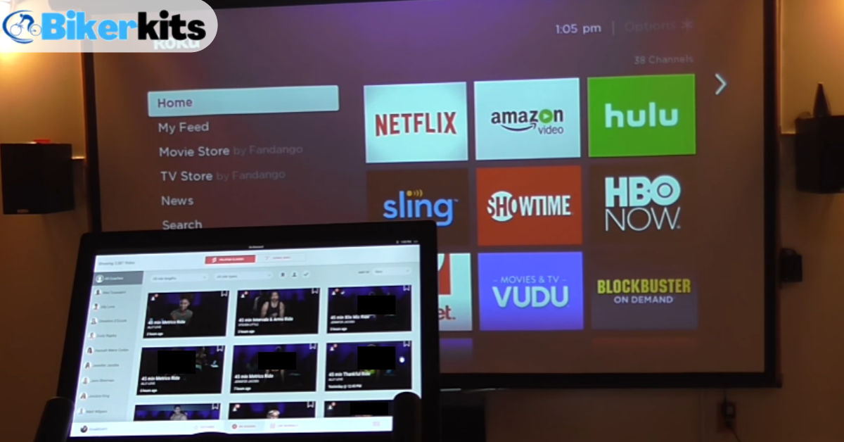 How to Connect Peloton to TV