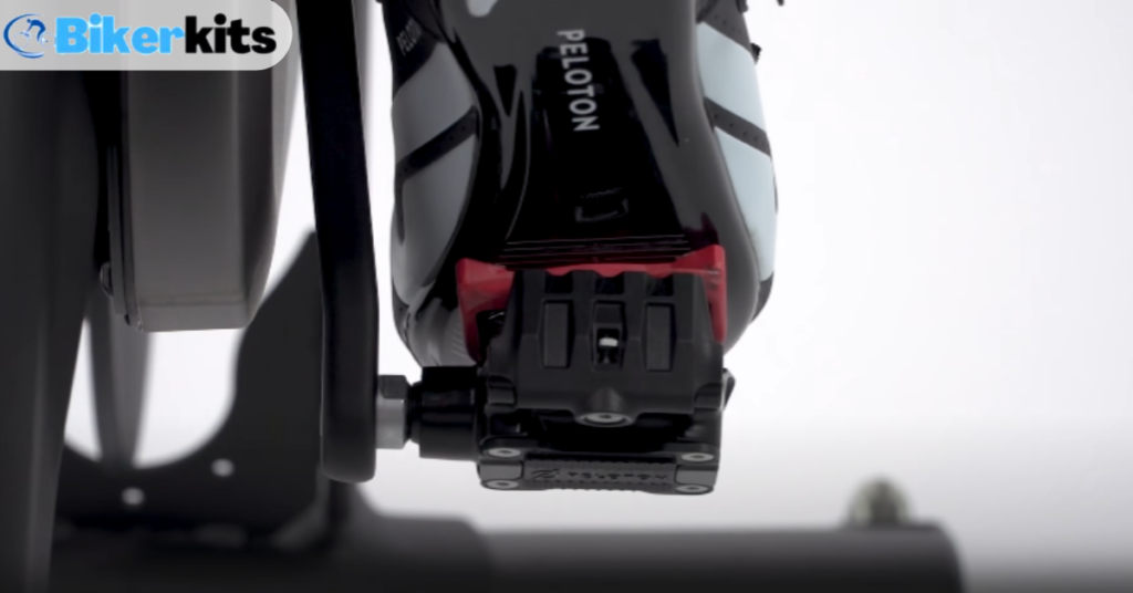 How to Put on Peloton Shoes and Clip Into the Pedal